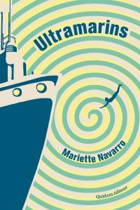 Quidam éditeur ne publiera qu'un livre en août et septembre pour laisser toutes ses chances à Ultramarins, le premier roman de Mariette Navarro, aussi bref que puissant. Une prise de risque que j'encourage car j'y crois beaucoup moi aussi. Ultramarins se passe sur un cargo à destination des Antilles. À son bord, une commandante et 20 marins. Suite à une baignade collective de l'équipage (une chorégraphie magnifiquement orchestrée par l'autrice), des événements inattendus et troublants vont modifier le cours de la traversée. Convoquant Ulysse mais aussi les légendes et croyances de marins, ce roman poétique sur le lâcher-prise a déjà séduit des dizaines de libraires, journalistes et organisateurs de festivals littéraires. Bienvenue à bord !