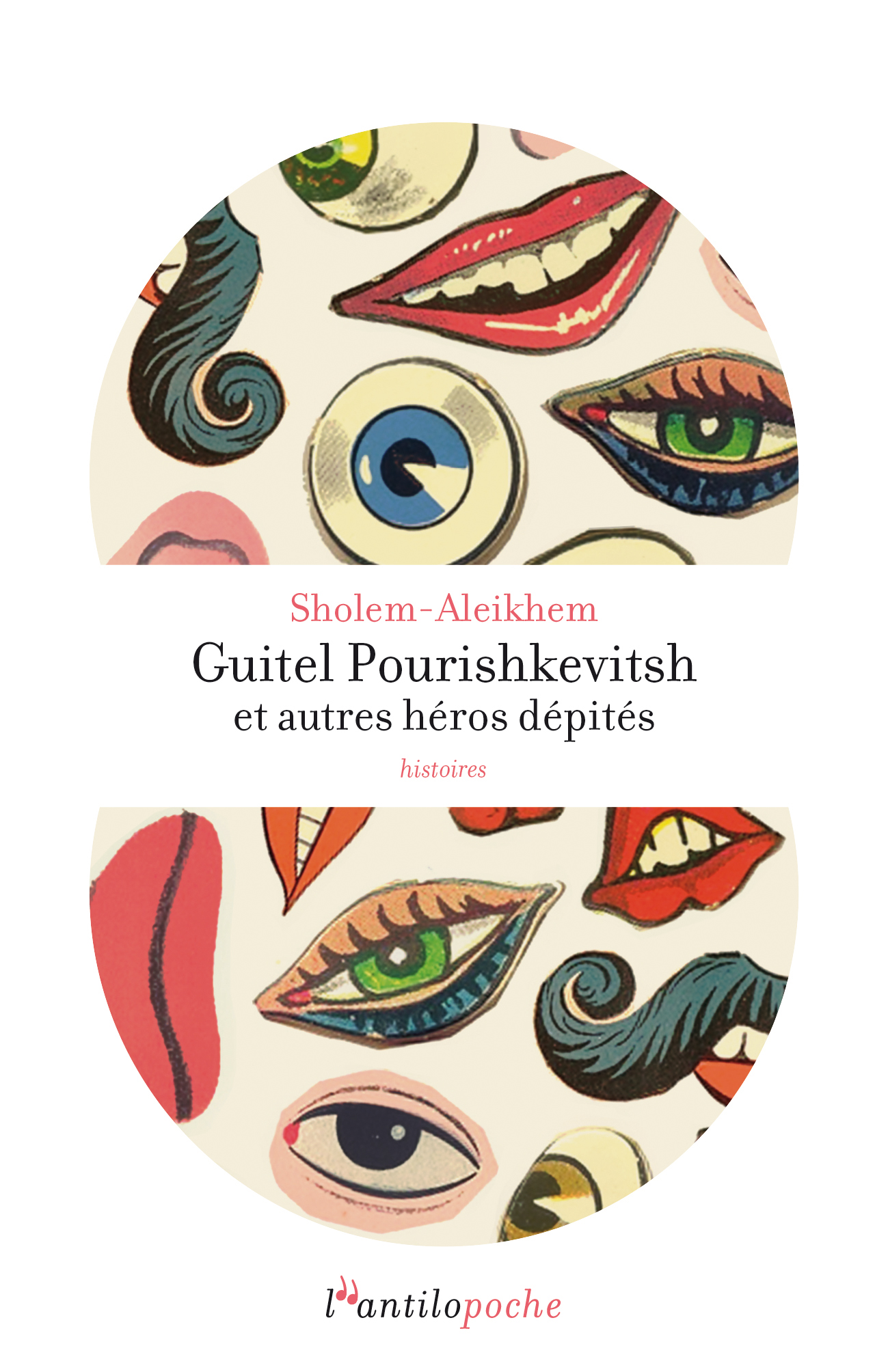 """""""Pourishkevitsh et autres héros dépités"""" de Sholem-Aleikhem, l'antilopoche, 16 septembre 2021"""